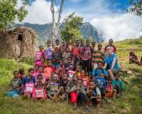 Help Papua Children from Ibiroma, Indonesia